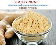 BULK 1.5 KG Ginger Powder - Herbs Spices - Premium Grade - FREE POSTAGE