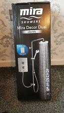 MIRA Decor Dual Electric Shower  10.8 kW brand new.