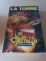 Libro L'inferno di cristallo - La torre - Richard Martin Stern