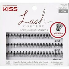 Kiss Lash Couture Faux Lash Extension False Lashes VENUS 72002 New Boxed KLCE01