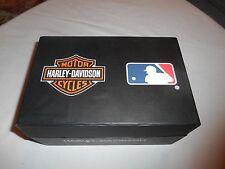 Harley-Davidson 1:12 Scale Die-Cast Metal Replica,MLB New York Mets Licensed