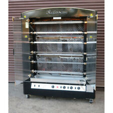 Alto Shaam Ar 6g Vertical Gas Rotisserie With 6 Spits Used Great Condition