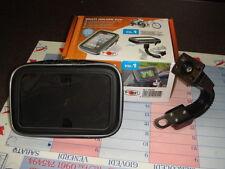 PORTATELEFONO PDA IMPERMEABILE CON BRACCIO FLESSIBILE X MOTO LAMPA 90255