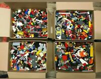 Lego 5 kg Mixed Bricks &  Pieces Starter Set Job lot, Great Condition