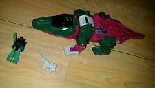Transformers G1 Headmasrers SKULLCRUNCHER with GRAX #2
