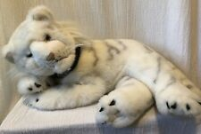 Large Plush Siegfried And Roy At The Mirage White Tiger Kashmir