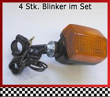 4 Stk. Blinker im Set für Honda XL 600 LM/RM - PD04 - Bj. 85-87