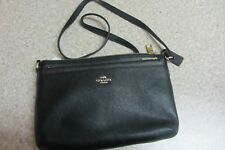 Coach F57788  East West Crossbody With Pop Up Pouch ~ New ~ FREE P&P