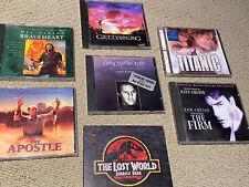 Soundtracks You pick $3/ea - Braveheart, John Williams, Monty Python, more