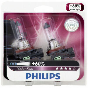 Philips Low Beam Headlight Bulb for Honda Accord Accord Crosstour Civic CR-V yd