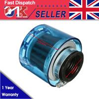 45mm Splash Proof Pit Dirt Bike ATV Air Filter + Cover 50cc/110cc/125cc QUAD