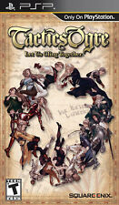 Tactics Ogre: Let Us Cling Together PSP New Sony PSP