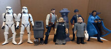 More details for hasbro star wars power of the force action figure bundle