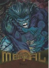 1995 MARVEL METAL1995  BY FLEER     SINGLE /BASE / BASIC CARD  CHOOSE 001 TO 138