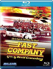 FAST COMPANY (1972 David Cronenberg)  -  Blu Ray - Sealed Region free for UK