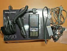 Phone Sony Ericsson K790i Work. Original. Very good condition. Black color. Set