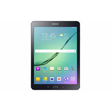 Samsung Galaxy Tab S2 SM-T8418A 32GB, Wi-Fi, 9.7 in. 4G LTE Black AT&T Unlocked