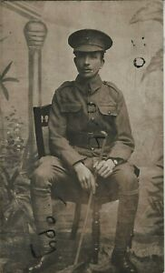 WW1 soldier VTC Buckinghamshire Volunteer Force ?