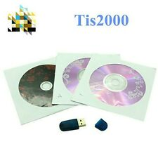 Hot Sale!! Tis2000 Software CD and USB dongle USB KEY tis2000 software G-M Tech2
