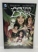 DC JUSTICE LEAGUE DARK Peter Milligan New 52 Geoff Johns Graphic Novel  TPB