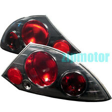 2000 2001 2002 Mitsubishi Eclipse Jdm Tail Lights Smoke Fits 2002 Mitsubishi Eclipse