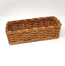 Amish Made Cracker Basket
