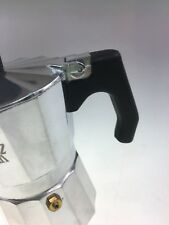 Coffee Percolator Pezzetti Lux Express 3 Cup The Perfect Coffee Made In Italy