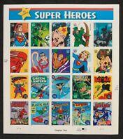 US Scott #4084 Super Heroes 39c - Mint Sheet MNH