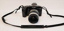 MINOLTA MAXXUM 5000i SLR FILM CAMERA With MX AF LENS 28 - 100MM