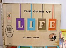 THE GAME OF LIFE BY ART LINKLETTER GAME 1965 MILTON BRADLEY COMPLETE
