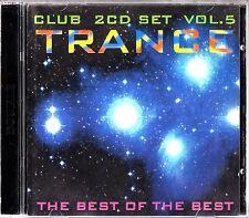 Club Trance Vol.5 Rare Russian Psy/Hard Mix 2-CD (1997) Blue Alphabet/Acid Queen