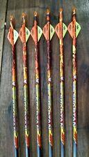 Black Eagle Spartan Arrows/  400 spine...Authorized dealer