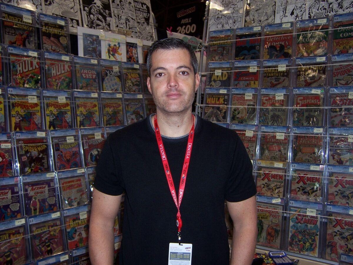 Dan Gallo Comics and Art