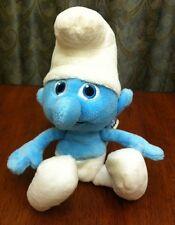 """The Smurfs Movie Plush Doll 2011 Peyo 9"""" Stuffed Animal"""