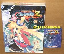 Mugen Souls Z Limited Edition + Zodiac Key Chain New Sealed PlayStation 3 PS3
