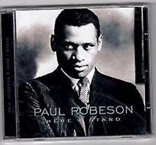 Paul Robeson - Here I Stand (2009)