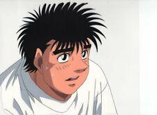 HAJIME NO IPPO - FIGHTING SPIRIT Japanese animation cel w/douga A2