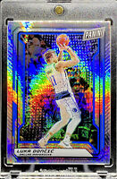 LUKA DONCIC 2019 PANINI NATIONAL PRIZM GOLD PARTY VIP #27 SP /99 REFRACTOR RARE