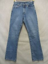 A6926 Lucky Brand Mo8610X USA Made Cool Flare Jeans Women 28x31