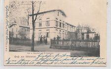 B82281 schwartau sool u moorbad von a bauman  germany  front back image