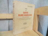 vie de Sainte Marie-Madeleine sa venue en Provence par Brierre envoi