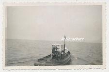 Foto Westfeldzug Holland -Boot-Schiff-Schlepper  2.WK  (U882)