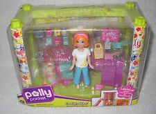 #9548 NRFB Mattel Polly Pocket Designables Electronic Shop