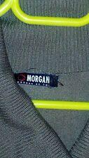 Pull tunique kaki Morgan ts/m quasi neuf