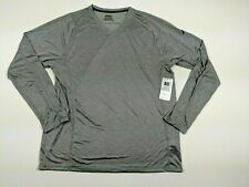 Asics Mens Everyday Ii Long Sleeve Athletic Shirt V-Neck Size 2Xl Mr1866-98