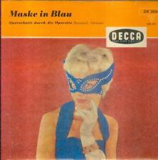 """7"""" Maske In Blau (Decca DX 2024)"""