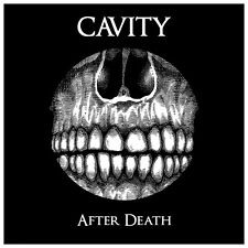 CAVITY 'After Death' LP w/download - edition of 300 black vinyl