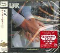U.K.-DANGER MONEY-JAPAN  SHM-CD BONUS TRACK D50