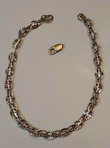 18 K Gold Bracelet 750 Italy