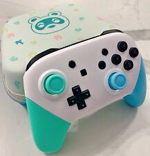 Nintendo Switch Wireless Controller Custom Animal Crossing New Horizons Special